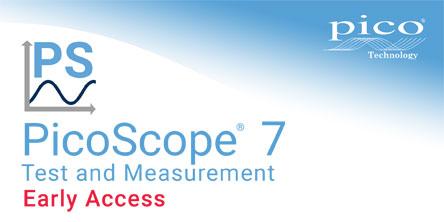 PicoScope 7 Beta